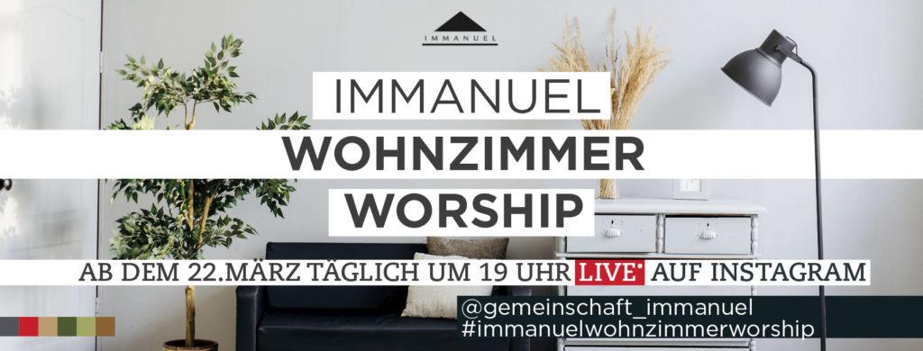 Immanuel Wohnzimmer Worship