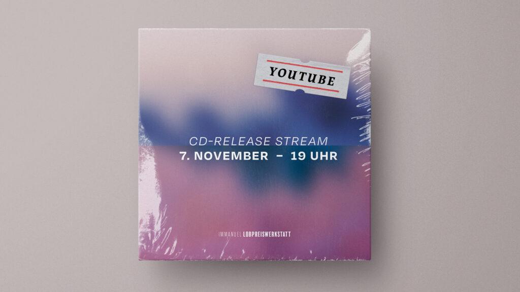 CD Release mit Release-Stream